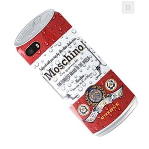 Vintage Moschino Case for iPhone 5/5S